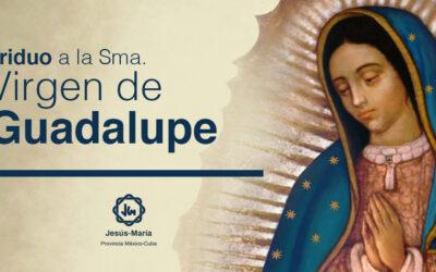 Triduo a la Sma. Virgen de Guadalupe. 2020