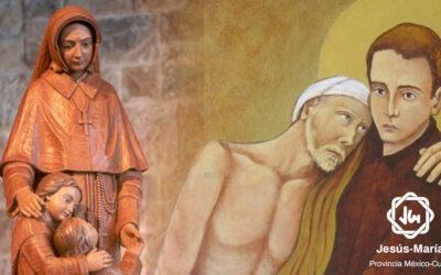 San Luis Gonzaga y Santa Claudina Thévenet