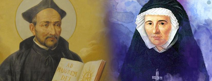 Ecos de amor y servicio: San Ignacio y Santa Claudina Thévenet.